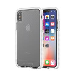 FUNDA TECH21 EVO CHECK IPHONE X TRANSPARENTE