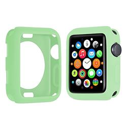 FUNDA IWATCH TPU 38MM VERDE