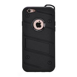 FUNDA TIPO ZIZO IPHONE 7/8 NEGRO