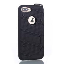 FUNDA TIPO ZIZO IPHONE 7/8 PLUS NEGRO